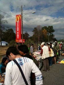 Ft. Benning McDonalds