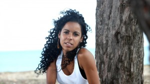 Cuban Rap and R&B artist Danay Suarez