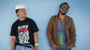 Cuban Rap Duo Anonimo Consejo. Photo credit Havana Cultura.