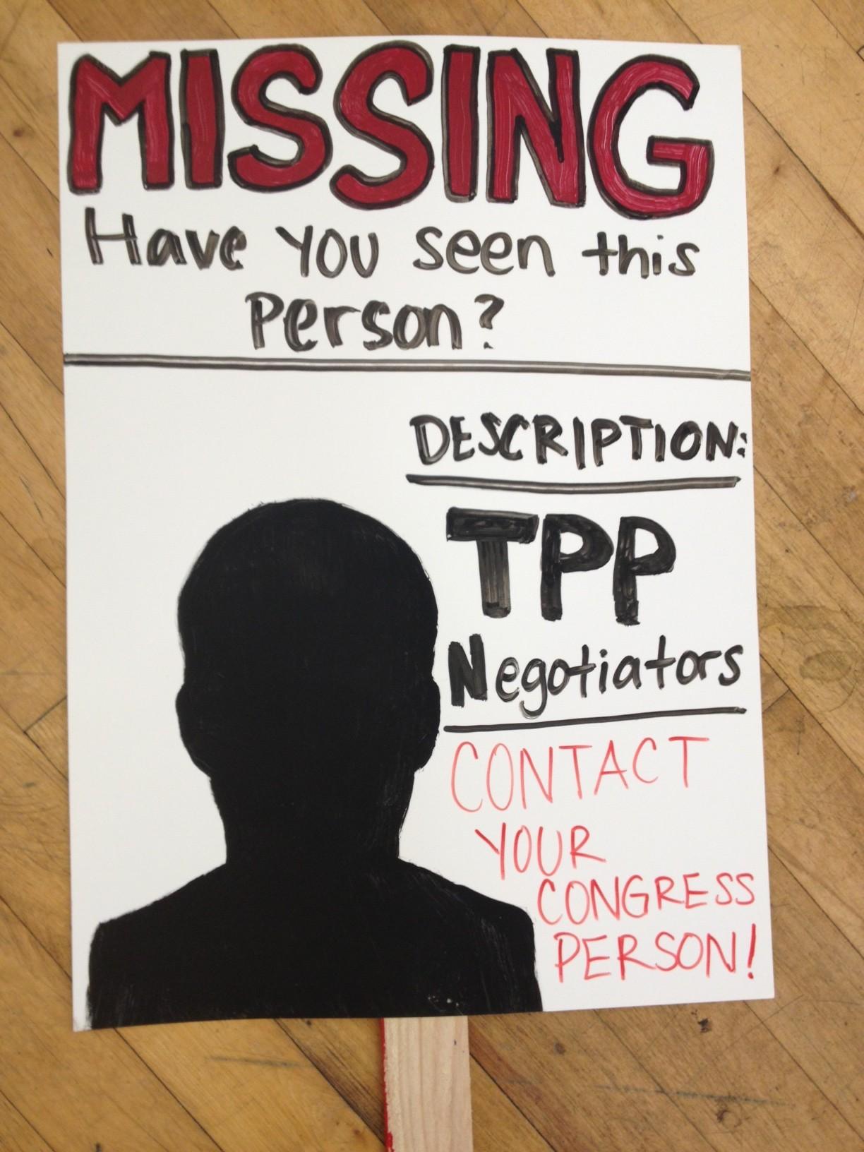 TPP head