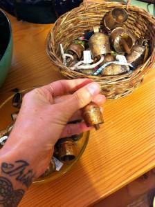 Indika bells at SF store