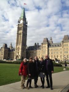 Ottawa parliament bldg