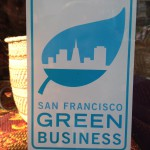 green sign sf