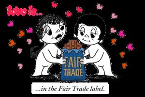 Fair Trade valentine