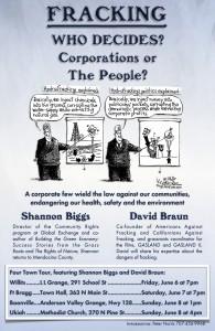 2014 Fracking-Who Decides