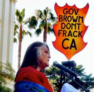 Pennie don't frack CA
