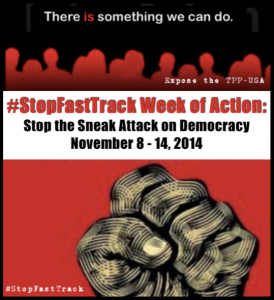 stop fast track week of action