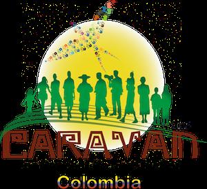 Logo Caravan Colombia